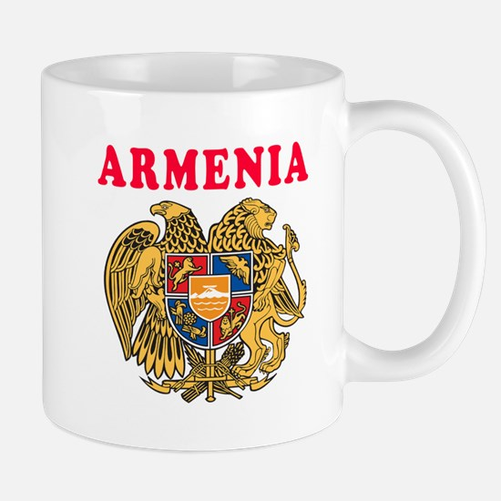 Armenia Coat Of Arms Designs Mug