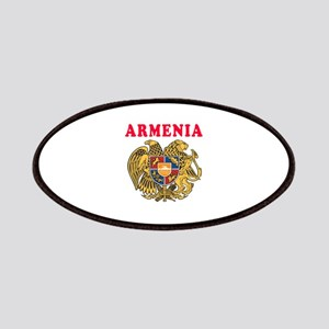 Armenia Coat Of Arms Designs Patches