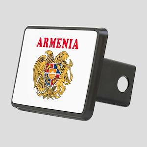 Armenia Coat Of Arms Designs Rectangular Hitch Cov