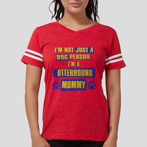 Otterhound Womens Football Shirt