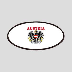 Austria Coat Of Arms Designs Patches