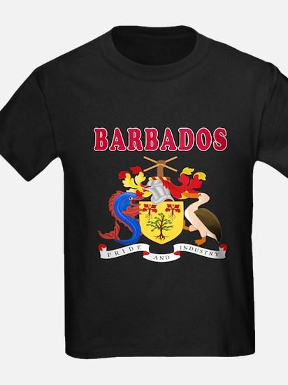 Barbados Coat Of Arms Designs T