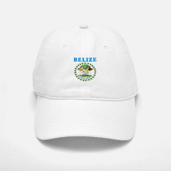 Belize Coat Of Arms Designs Baseball Baseball Cap