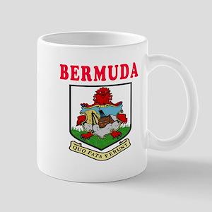 Bermuda Coat Of Arms Designs Mug