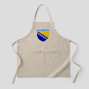 Bosnia and Herzegovina Coat Of Arms Designs Apron