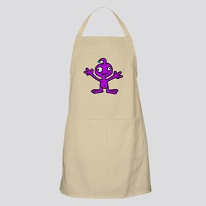 Space Alien Apron