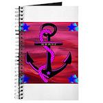 Anchors Away Ocean Badge Journal