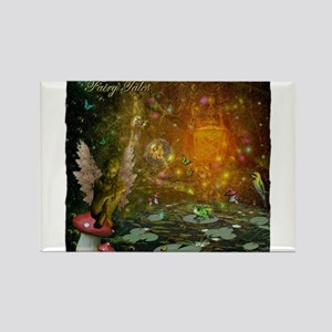 Fairy Tales Rectangle Magnet