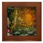 Fairy Tales Framed Tile