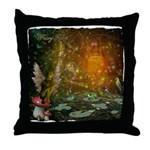 Fairy Tales Throw Pillow