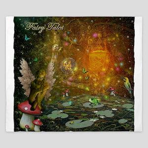 Fairy Tales King Duvet