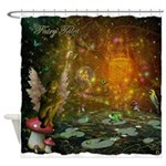 Fairy Tales Shower Curtain