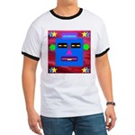 Robot Island Chief Head Ringer T