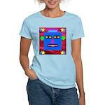 Robot Island Chief Head Women's Light T-Shirt