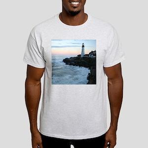 Portland Head Lighthouse at Sunset T-Shirt