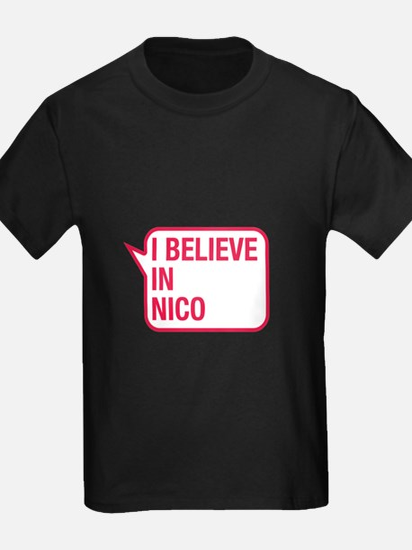 I Believe In Nico T-Shirt