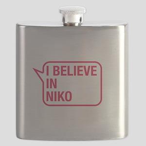I Believe In Niko Flask