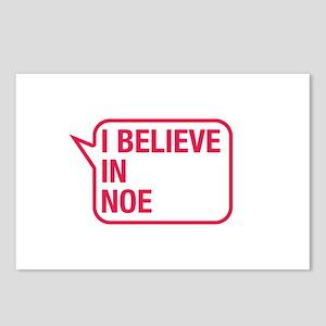 I Believe In Noe Postcards (Package of 8)