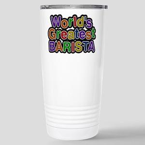 Worlds Greatest BARISTA Mugs