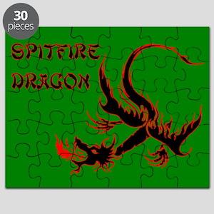 Spitfire Dragon Puzzle