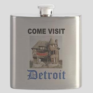 DETROIT Flask