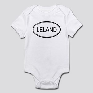 Leland Oval Design Infant Bodysuit