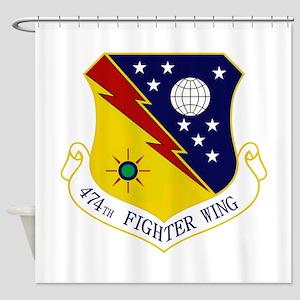 366th FW Shower Curtain