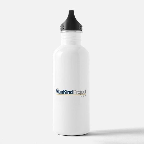 MKP USA Logo Water Bottle