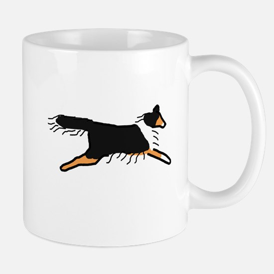 Tri-Color Sheltie Mug