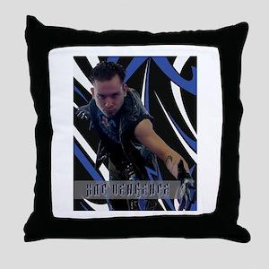 Xac Vengence promo shot #1 Throw Pillow
