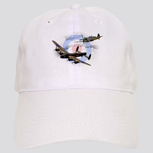 Spitfire and Lancaster Baseball Cap