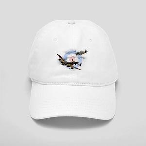 1809aa70e05 Spitfire and Lancaster Baseball Cap