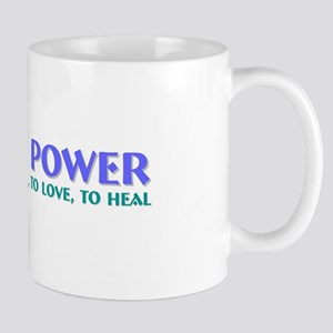 Soul*ar Power-give,love,heal Mug