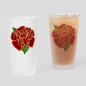 Rose Drinking Glass