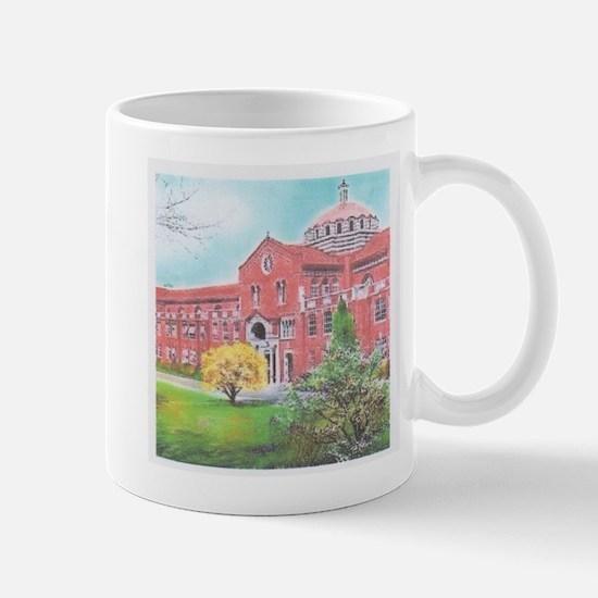 School in color Mug