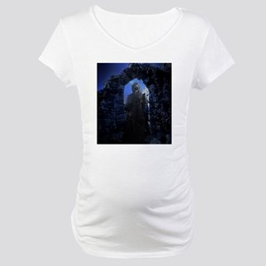 Phantom in the Ruins Maternity T-Shirt