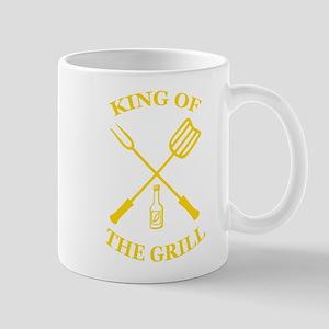 King of the grill Mug