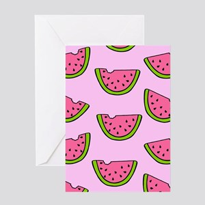 'Watermelons' Greeting Card
