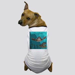 Sea creatures Dog T-Shirt