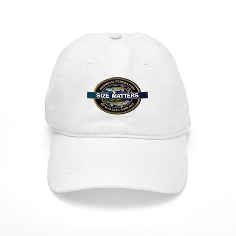 Size Matters Walleye Cap Hat
