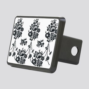 Audrey's Sabrina Embroideries Hitch Cover