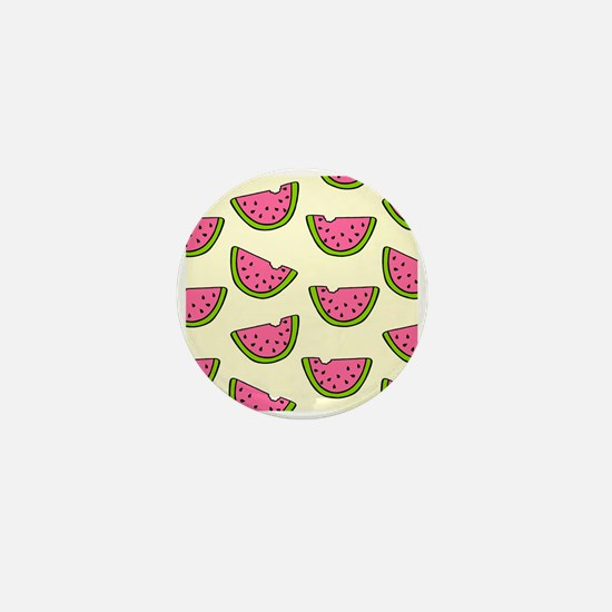 'Watermelons' Mini Button
