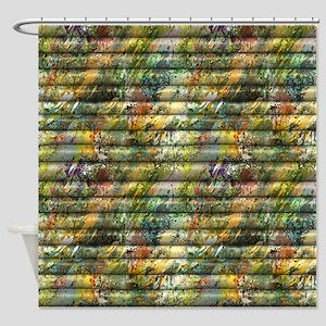 Spray Fun Shower Curtain
