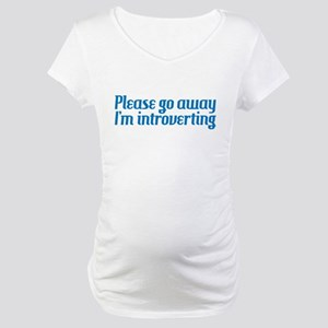 Introverting Maternity T-Shirt