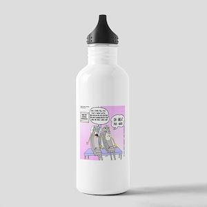 Harmonica Old Folks Home Water Bottle