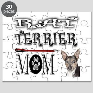 Image Rat Terrier Mom Puzzle