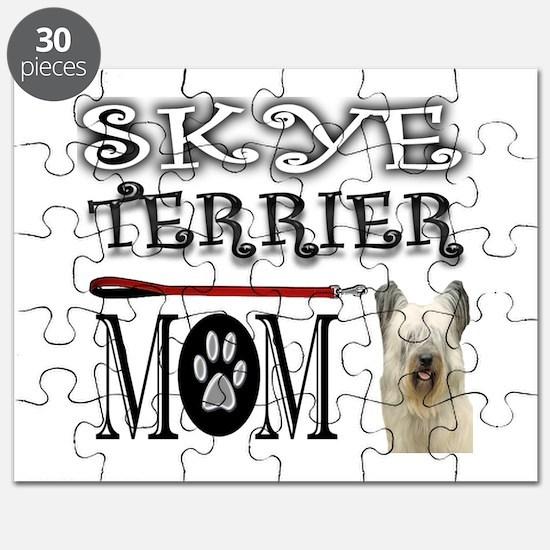 SKYE TERRIER MOM Puzzle