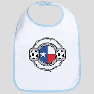 Texas Soccer Bib