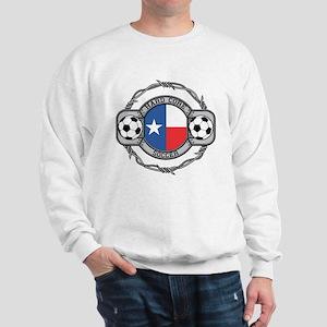 Texas Soccer Sweatshirt