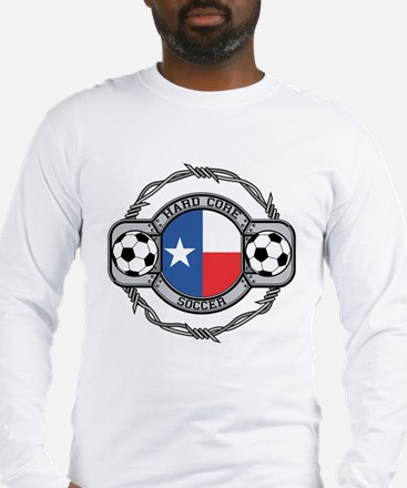 Texas Soccer Long Sleeve T-Shirt